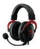 Kingston HyperX Cloud II, Gaming slu�alice sa mikrofonom KHX-HSCP, black/black-red