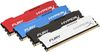 Kingston HyperX DDR3 4GB, 1600Mhz, CL10, HyperX Fury, blue/black/white/red (HX316C10F/4, HX316C10FB/4, HX316C10FR/4, HX316C10FW/4)
