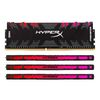 Kingston HyperX DDR4 64GB (4x16GB), 3000Mhz, CL17, XMP HyperX Predator with RGB light (HX430C15PB3AK4/64)