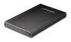 "LC Power LC-25U3-Becrux-C1, External USB Type-C 3.1 HDD enclosure for 2.5"" SATA HDDs, black"