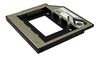 "LC Power LC-ADA-525-25-NB, 9.5mm notebook optical drive slot to 2.5"" SATA SSD or HDD"