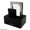 "LC Power LC-DOCK-C, External USB 3.1 Gen2 Type-C 2x 2.5""/3.5"" HDD/SSD docking station"