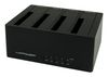 "LC Power LC-DOCK-U3-4B, External dock for 4x2.5/3.5"" SATA HDD/SSD, USB3.0"