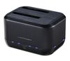 "LC Power LC-DOCK-U3-III, External dock for 2x2.5/3.5"" SATA HDD, USB3.0"