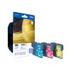 LC1100RBWBP - Brother 3-Ink Color Cartridge