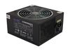 LC Power LC6650GP3 V2.3, 650W, Green Power series, 14cm fan, active PFC/80PLUS Silver