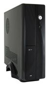 "LC POWER LC-1400mi, 200W LC200SFX, Micro-ATX / Mini-ITX, 1 x 5.25"", 1 x 3.5"", USB/Audio"