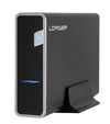 "LC Power LC-35U3, External USB 3.0 HDD enclosure for 3.5"" SATA HDDs, aluminium"