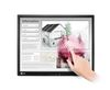 "17"" LG 17MB15T-B, IPS, 5:4, touchscreen, 1280x1024, 230cd/m2, 1000:1, VGA/USB, Black"