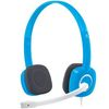 Logitech H150, Stereo Headset with microphone, 3.5mm, blue