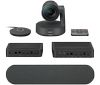 Logitech Rally, Premium Ultra-HD ConferenceCam system with automatic camera control