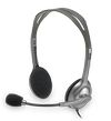 Logitech H110, Stereo Headset with microphone, 3.5mm