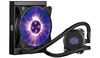 CoolerMaster MasterLiquid ML120L RGB, CPU water cooling system, 120mm fan (MLW-D12M-A20PC-R1)