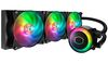 CoolerMaster MasterLiquid ML360R RGB, CPU water cooling system, 3x120mm fan (MLX-D36M-A20PC-R1)