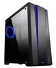 "MS Industrial PARAMOUNT PRO, Gaming tower, ATX, 2x3.5"", 2x2.5"", USB3.0, no PSU, window side"
