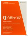 Microsoft Office 365 Home, 1 year, English, Medialess, P4 (6GQ-00948)
