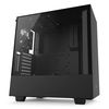 NZXT H500i Mid Tower ATX Case, no PSU, window side, black (CA-H500W-B1)