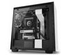 NZXT H700i Mid Tower ATX Case, no PSU, window side, black-white (CA-H700W-WB)