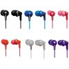 Panasonic RP-HJE125E, In-Ear Headphones, black/white/blue/pink/violet/orange/red/yellow