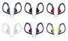 Panasonic RP-HS34E, In-Ear Clip Type Headphones, black/white/blue/red/yellow/purple