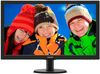 "27"" Philips 273V5LHAB, LED, 16:9, 1920x1080, 5ms, 1000:1, 300cd/m2, VGA/DVI/HDMI, black"