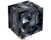 CoolerMaster Hyper 212 LED Turbo, Black Cover, Socket AM4/AM3+/AM3/AM2+/FM2+/FM2/FM1, 2011-3/2011/1156/1155/1151/1150/775, 12cm, 600-1600rpm, 9-31dB (RR-212TK-16PR-R1)