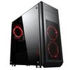 "SAMA VANGUARD 05, Tower, ATX/E-ATX, 2x5,25"", 4x3.5"", 6x2.5"", USB3.0, no PSU, window side"