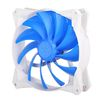 SilverStone FQ141, FQ Series Fan 14cm, 14.7-20.7 dBA, PWM adjustable speed [24]