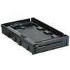 "SilverStone MS06B, SATA internal enclosure, 1x 3.25"" bay for 1x 2.5"" HDD/SSD + 1x USB 3.0 front port, Black"