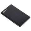 "SilverStone Treasure TS10B, External 2.5"" enclosure, Supports 7mm 2.5� SATA SSD/HDD, USB 3.0, Aluminium, Black [24]"