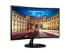 "23.5"" Samsung LC24F390FHUXEN, Curved, LED, 16:9, 1920x1080, 4ms, 250cd/m2, 3000:1, VGA/HDMI"