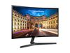 "23.5"" Samsung LC24F396FHUXEN, Curved, LED, 16:9, 1920x1080, 4ms, 250cd/m2, 3000:1, VGA/HDMI"