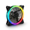 Sharkoon Shark Blades RGB, 120mm, 1200rpm, 18.2dB, 4-Pin