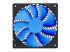 SilverStone AP123, AP Series Fan 12cm, Mixed fan blade design for noise reduction, Air Penetrator [24]