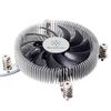 SilverStone NT07-115X, Nitrogon CPU Cooler, low profile 23mm, socket 115X, 21.9-34.7dBA [24]