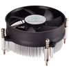 SilverStone NT09-115X, Nitrogon CPU Cooler, low profile 45mm, socket 115X, 21.9-34.7dBA [24]