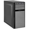 SilverStone Precision PS11B-Q USB 3.0, Tower ATX, Black [24]