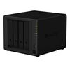 "NAS Synology DS418 Diskstation, 4x3.5"" SATA3 up to 56TB, Realtec RTD1296 1.4GHz, 2GB RAM, LAN/USB3.0"