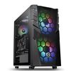 Thermaltake Commander C32 TG ARGB, Midi Tower, ATX, noPSU, Tempered glass (CA-1N3-00M1WN-00)