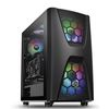 Thermaltake Commander C34 TG ARGB, Midi Tower, ATX, noPSU, Tempered glass (CA-1N5-00M1WN-00)