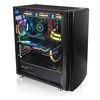 Thermaltake Versa H27, with window, noPSU,  CA-1J6-00M1WN-00