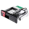 "! AKCIJA ! Thermaltake Max 5 Duo, 2xUSB3.0 + SATA internal enclosure, 5.25"" bay for 1x3.5"" + 1x2.5"" HDD/SSD, black (ST0026Z)"