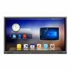 "75"" TrauLux TLM 7500, Touch DLED, 16:9, 3840x2160, 7ms, 4000:1, 350cd/m2, VGA/HDMI/USB/Wi-Fi"