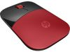 HP Z3700 Wireless Mouse (V0L82AA), red