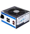 Chieftec CTG-550C, ATX 550W, A80 Series, Modular, v.2.3/12cm Fan/Active PFC/85Plus