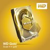WD Gold 1TB WD1005FBYZ, 7200rpm, 128MB