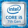 Intel Core i5-7500, 3.40GHz/3.80GHz turbo, 6MB cache, quad core (4 Threads), Intel HD Graphics 630, 14nm (Socket 1151)