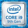 Intel Core i9-9900, 3.10GHz/5.00GHz turbo, 16MB cache, octa core (16 Threads), Intel HD Graphics 630, 14nm (Socket 1151)