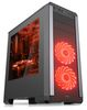 "MS Industrial CYCLOPS V, Gaming tower, ATX, 5x5.25"", 2x3.5"", 5x2.5"", USB3.0, no PSU"