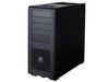 SilverStone Fortress FT01B-W USB 3.0, Tower ATX, w/ window kit, Black [24]